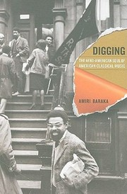 Cover of: Digging The Afroamerican Soul Of American Classical Music
