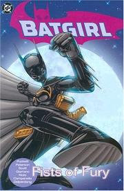 Cover of: Batgirl, fists of fury