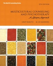 Cover of: Multicultural Counseling And Psychotherapy A Lifespan Approach