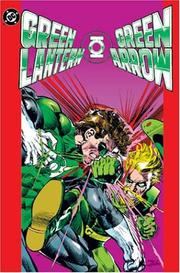 Cover of: The Green Lantern-Green Arrow collection