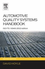 Cover of: Automotive Quality Systems Handbook Isots 169492002 Edition