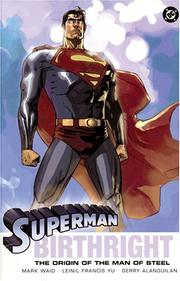 Cover of: Superman: Birthright