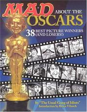 Cover of: Mad About the Oscars