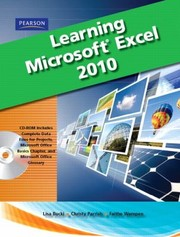 Cover of: Learning Microsoft Excel 2010
