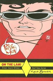 Cover of: Plastic Man on the lam!