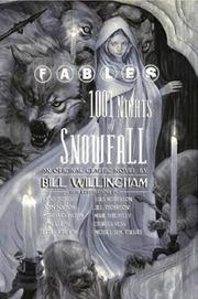 Cover of: Fables: 1001 Nights of Snowfall