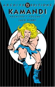 Cover of: Kamandi Archives, Volume 1
