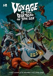 Cover of: Voyage To The Bottom Of The Sea The Complete Series
