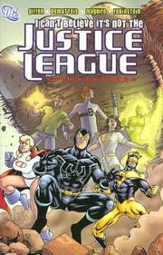 Cover of: Justice League | Keith Giffen