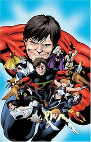 Cover of: Legion of Super-Heroes, Book 1: Teenage Revolution