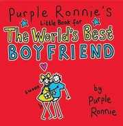 Cover of: Purple Ronnies Little Book For The Worlds Best Boyfriend