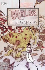 Cover of: Fables Vol. 5: The Mean Seasons