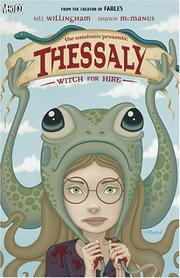 Cover of: Sandman Presents, The: Thessaly - Witch for Hire (Sandman Presents)