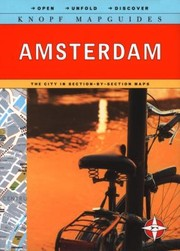 Cover of: Amsterdam The City In Sectionbysection Maps