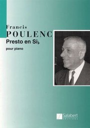 Cover of: Presto En Si Pour Piano