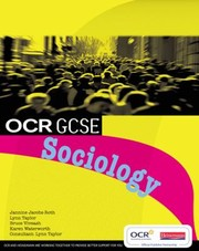 Cover of: Ocr Gcse Sociology