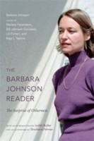 Cover of: Barbara Johnson Reader The Surprise Of Otherness
