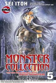 Cover of: Monster Collection