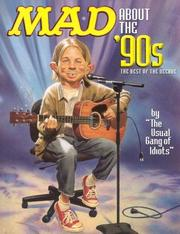 Cover of: Mad About the '90s