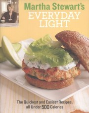 Cover of: Martha Stewarts Everyday Light