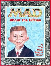 Cover of: Mad About the Fifties (Mad)
