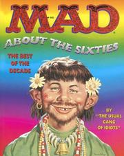 Cover of: Mad About the Sixties