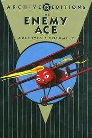 Cover of: The Enemy Ace Archives, Vol. 2 | Joe Kubert