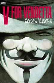 Cover of: V for Vendetta | Alan Moore, David Lloyd