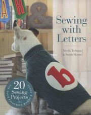 Cover of: Sewing With Letters 20 Sewing Projects