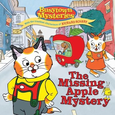 The Missing Apple Mystery by