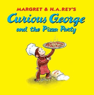 Curious George And The Pizza Party by