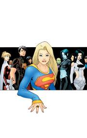 Cover of: Supergirl and the Legion of Super-Heroes, Vol. 3: Strange Visitor From Another Century