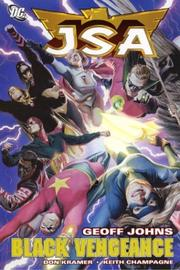 Cover of: JSA | Geoff Johns