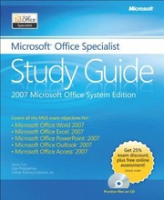 Cover of: The Microsoft Office Specialist Study Guide