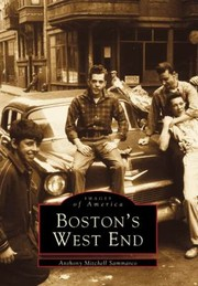 Cover of: Bostons West End