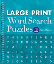 Cover of: Large Print Word Search Puzzles 2