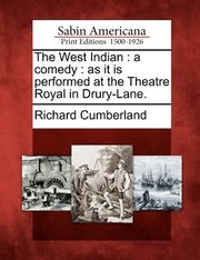 Cover of: The West Indian A Comedy