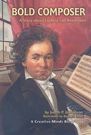 Cover of: Bold Composer A Story About Ludwig Van Beethoven