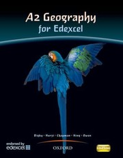 Cover of: As Geography For Edexcel