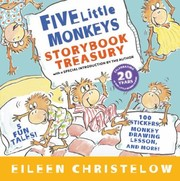 Cover of: Five Little Monkeys Storybook Treasury