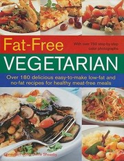 Cover of: FatFree Vegetarian