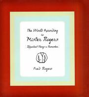 Cover of: The World According to Mister Rogers