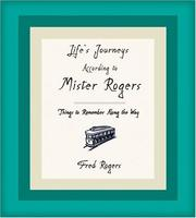 Cover of: Life's Journeys According to Mr. Rogers
