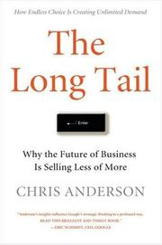 Cover of: The Long Tail