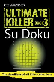 Cover of: Times Ultimate Killer Su Doku 3