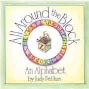 Cover of: All Around The Block An Alphabet