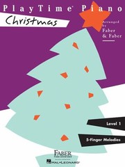 Cover of: PlayTime Piano Level 1 Christmas