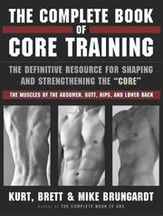 Cover of: COMPLETE BOOK OF CORE TRAINING, THE