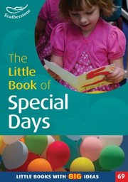 Cover of: The Little Book Of Special Days