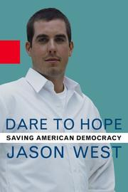 Cover of: DARE TO HOPE